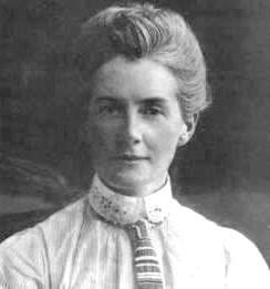 Edith Cavell Foto: Wikipedia