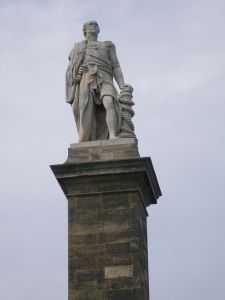 Collingwood Monument.   Foto: Wikipedia