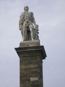 Collingwood Monument.   Foto: Wikipedia