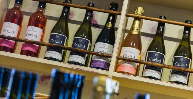 Cariad Wines