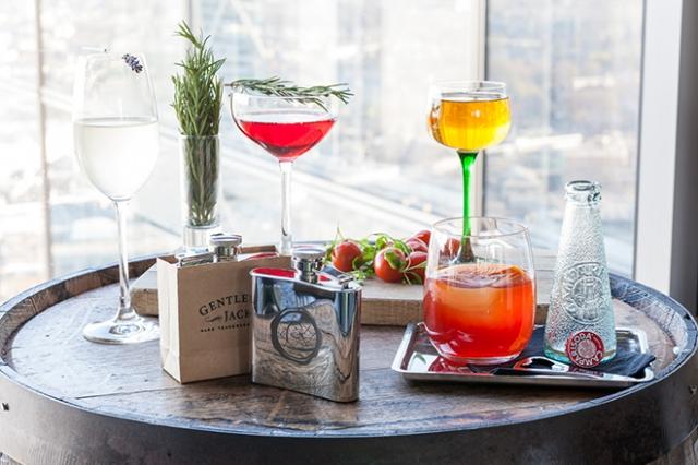 Drickor och cocktails