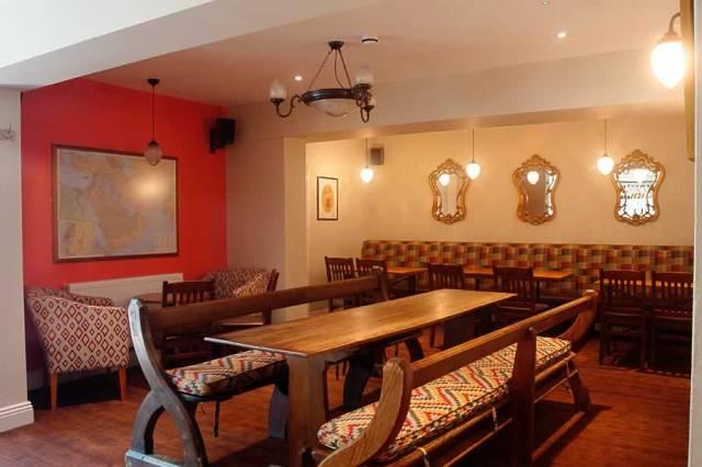 Cheltenham pub