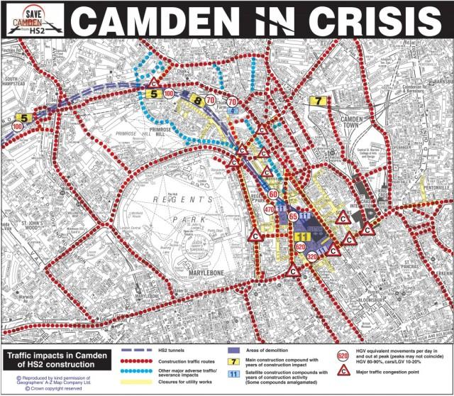 Camden HS2
