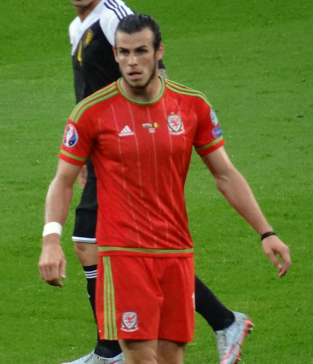 Bale for Wales