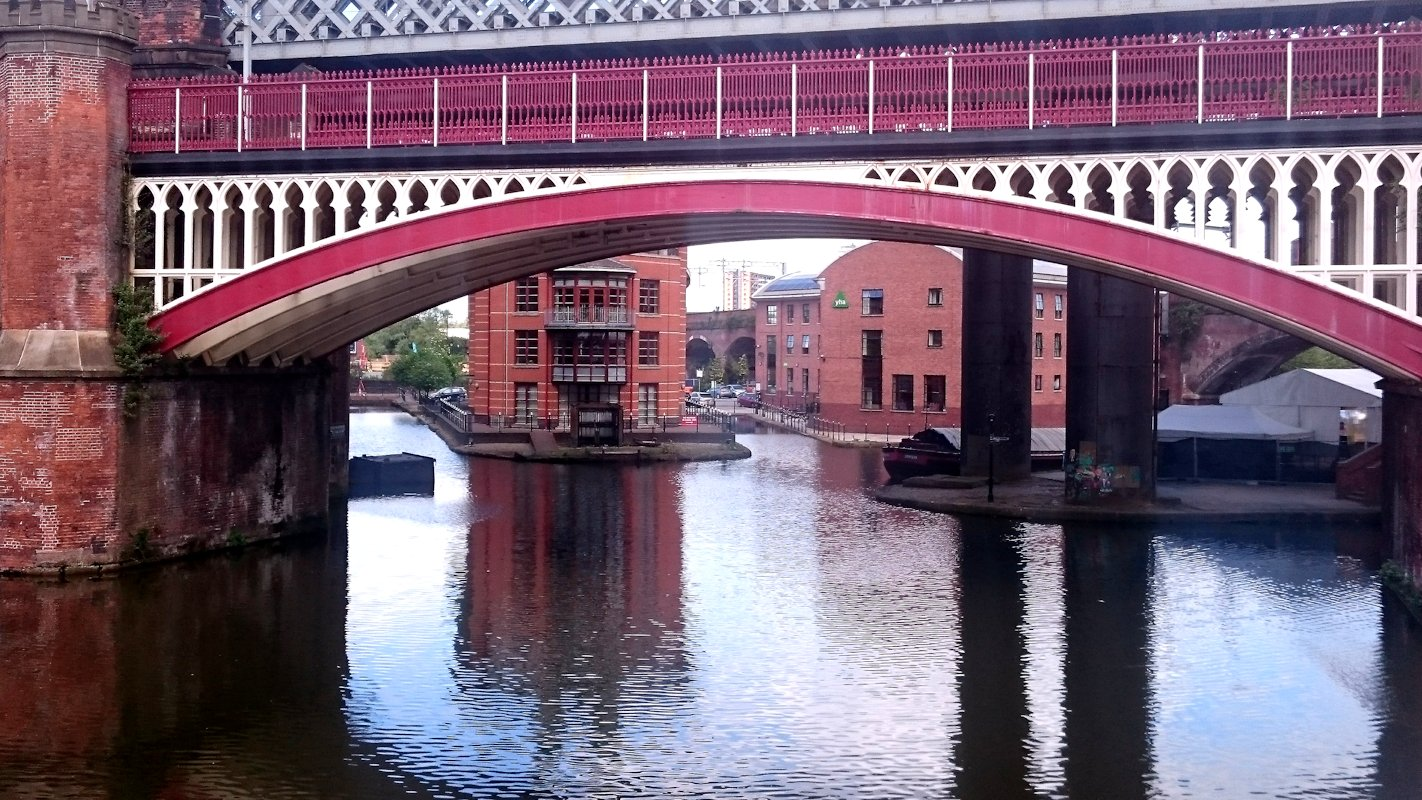 Manchester Castlefield