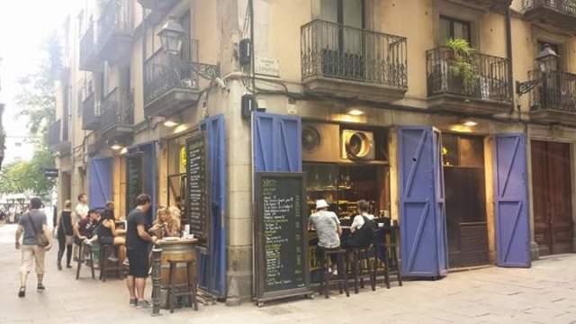 Mysiga El Born i Barcelona