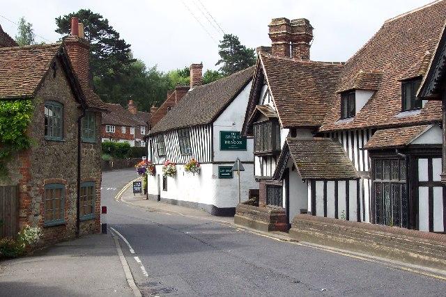 Ightham. Foto: Ron Strutt (Wikipedia)