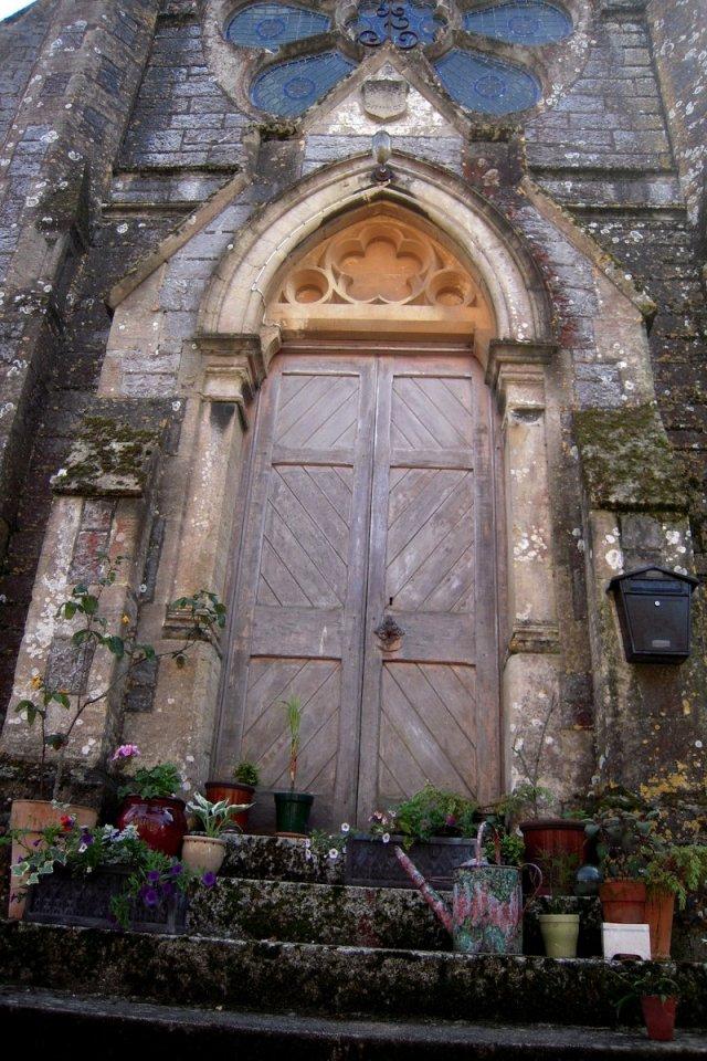 Det gamla metodistkapellet
