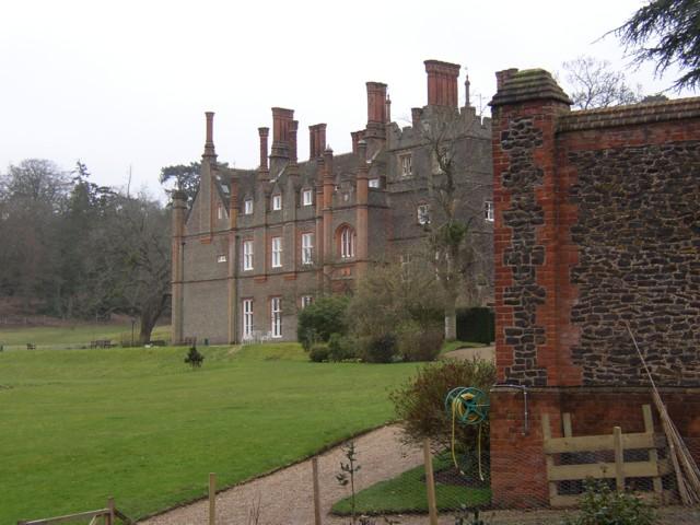 Albury Park Mansion. Foto: Humphrey Bolton (Wikipedia)