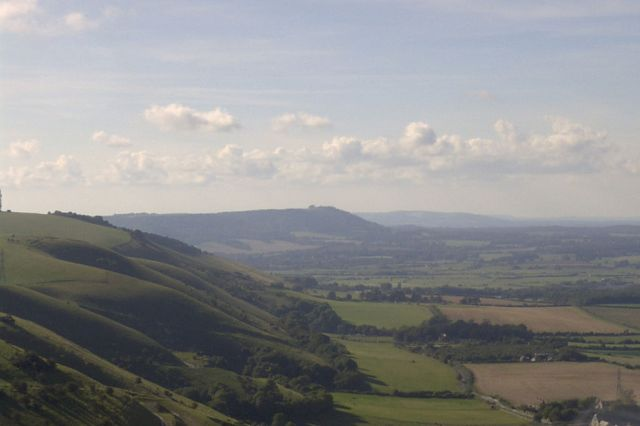 Devil's Dyke.  Foto: Escowles (Wikipedia)