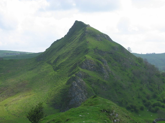 Parkhouse Hill  Foto: Paul Ashwin (Wikipedia)