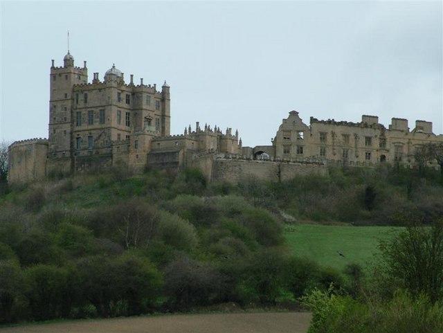 Bolsover Castle.  Foto: Stephen G. Taylor (Wikipedia)