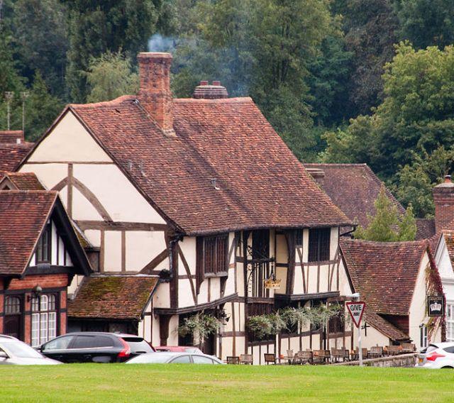 The Crown Inn. Foto: Ainslie (Wikipedia)