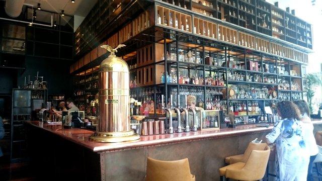 Manchester cocktail bar